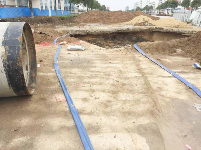 信阳市罗山县污水处理工程
